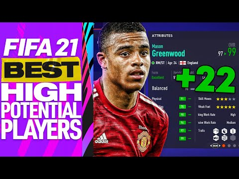 FIFA 21 Career Mode Best Young Cheap High Potential Players To Buy (INSANE GROWTH!)