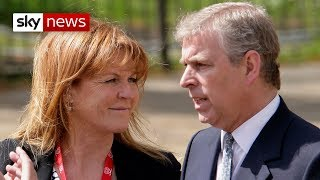 Epstein scandal: Where is Prince Andrew?