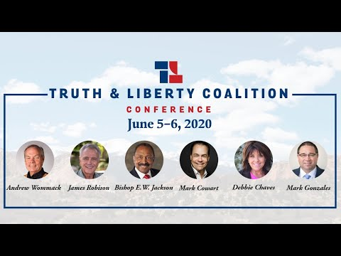 Truth & Liberty Coalition Conference 2020: Day 2 , Session 2