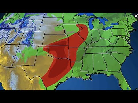 Breaking Cataclysmic 3 Days Of Weather Predicted For America