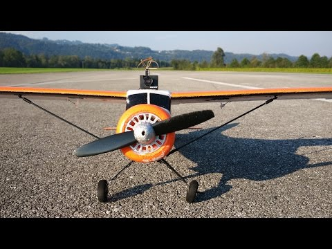 Micro FPV RC plane with full stabilization for 100 USD - UCqY0jY6oEM3hqf2TGScd16w