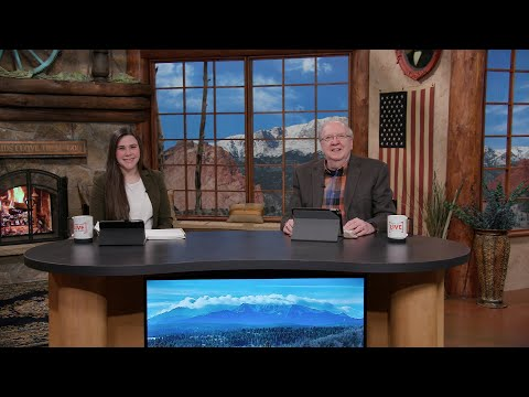 Charis Daily Live Bible Study: - Resetting the Home Page of Your Heart - Greg Mohr - April 21, 2021