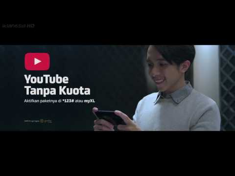 XL 'YouTube Tanpa Kuota' Komersial