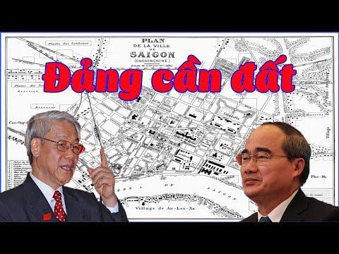 TBT Trọng lại gọi điện giục Nguyễn Thiện Nhân bán đất Sài Gòn lấy tiền nuôi Đảng