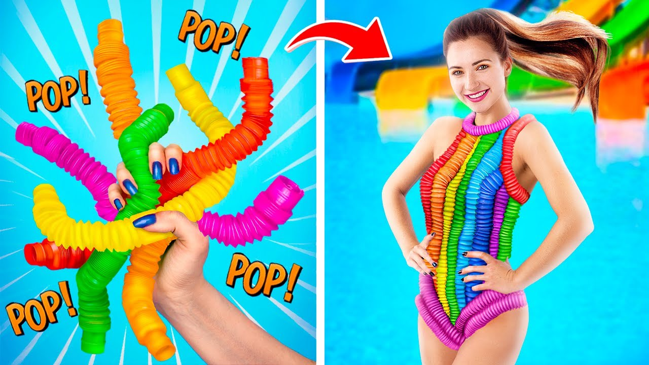 17 Ways to Sneak Stress Relievers into a Water Park