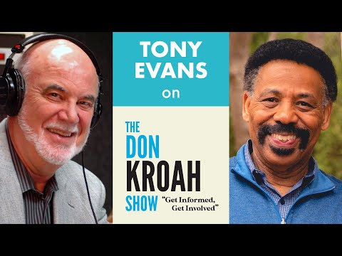 Racism, Culture & Christianity - Tony Evans Interview with Don Kroah