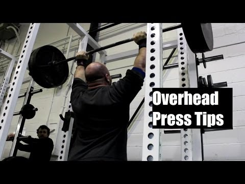 Beyond Wendler 531 C1W2 OHP and great triceps exercise | FpvRacer lt