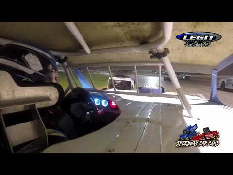 #9 Dustin Tiger - Super Stock - 5-29-2021 Legit Speedway Park - In Car Camera - dirt track racing video image