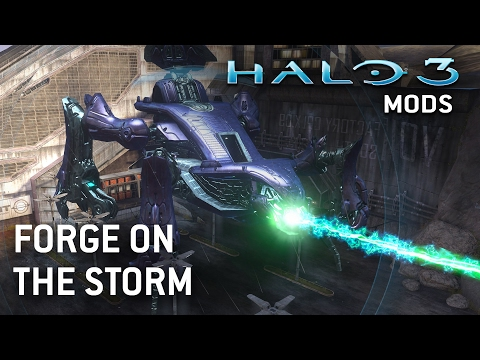 Halo 3 Mods - Forge in Campaign - The Storm - UCF069zFoCAlN9VHJFTGzzjg