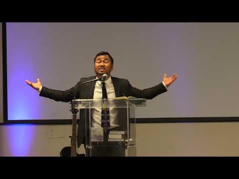 SAYA ISAAC MANG  BIBLE STUDY 2019 PEKNAK