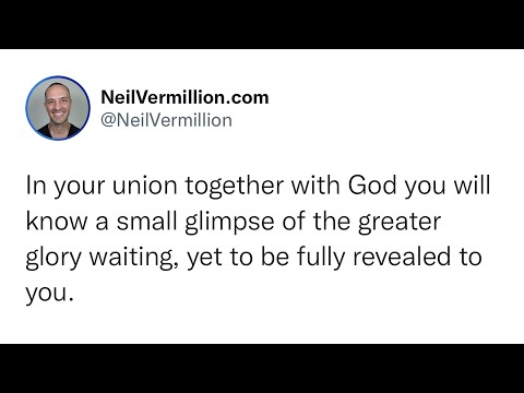The Worries Of This Day Will Be Forgotten - Daily Prophetic Word