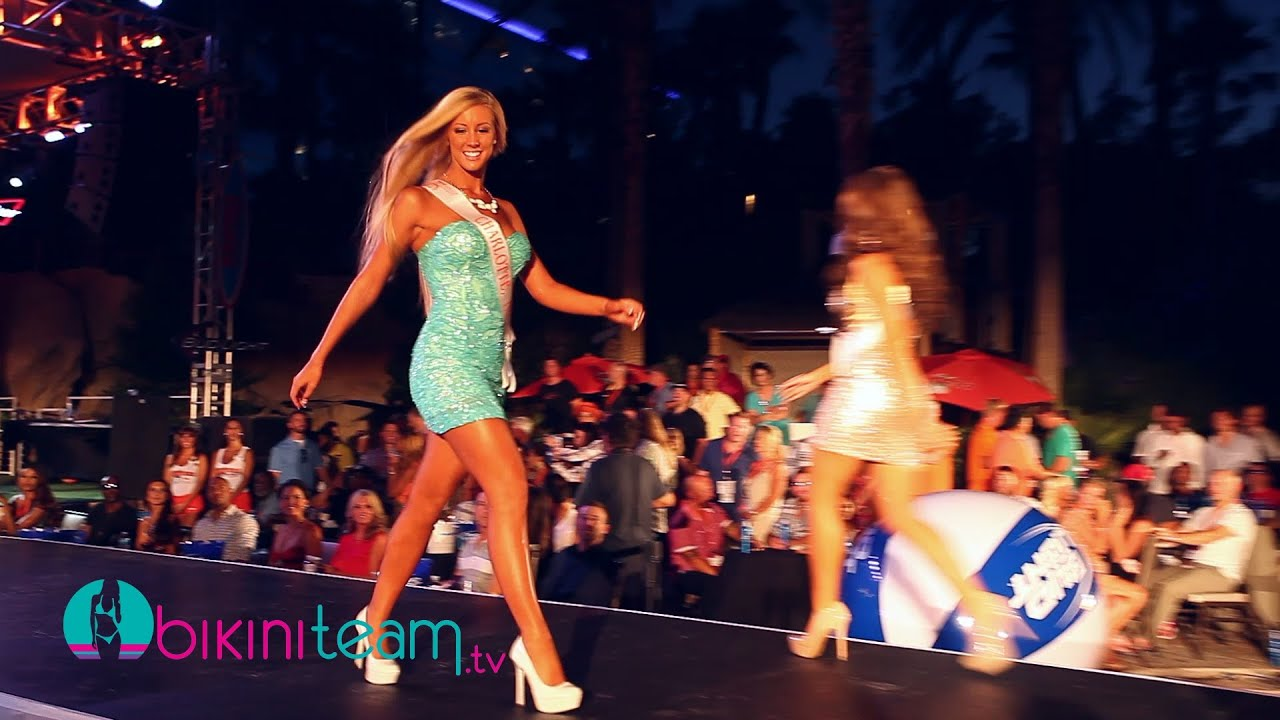 2013 Miss Hooters International Swimsuit Pageant Evening Gown Preview