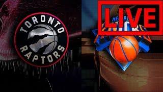 NBA SUMMER LEAGUE- NEW YORK KNICKS VS TORONTO RAPTORS LIVE PLAY BY PLAY & REACTION