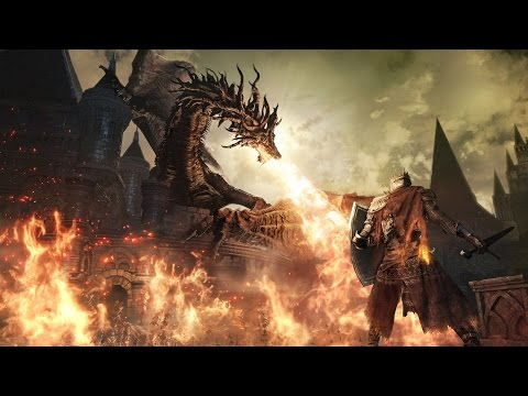 Dark Souls 3 Reinvents How Magic Works - TGS 2015 - UCKy1dAqELo0zrOtPkf0eTMw