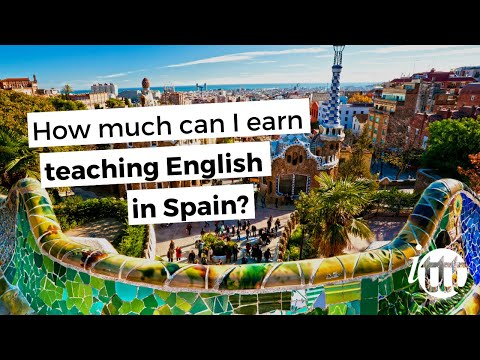 video about the money you can get paid in Spain