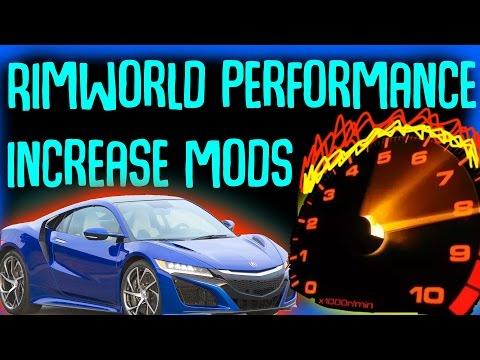 Rimworld Performance Mods Increasing Late Game Performance