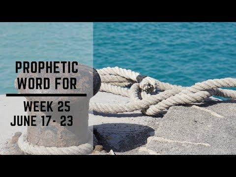 Weekly Word Week 25
