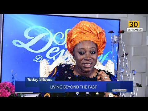 Dr Becky Paul-Enenche - SEEDS OF DESTINY  MONDAY 30TH SEPTEMBER 2019