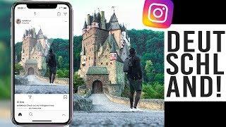 The Best Instagram Castle in Germany | Berg Eltz in Wierschem