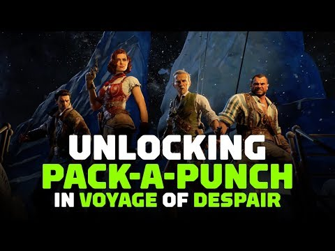 Call Of Duty: Black Ops 4 - How to Unlock Pack-a-Punch in Voyage of Despair - UCKy1dAqELo0zrOtPkf0eTMw