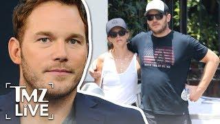 Chris Pratt's 'Don't Tread On Me' Shirt Has White Supremacy Ties and Stirs Debate | TMZ Live