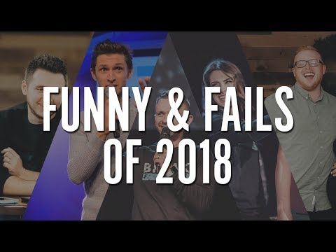 Funny & Fail Moments of 2018