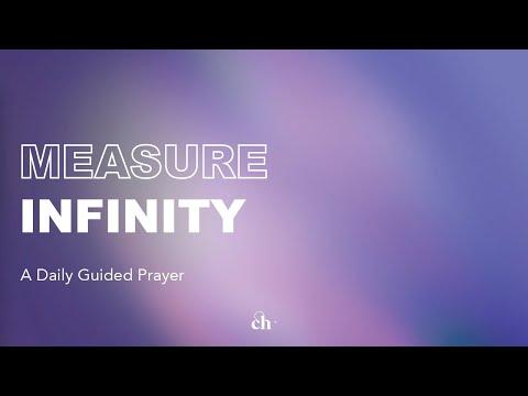 Measure Infinity