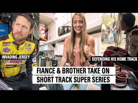 Battle For The Win At New Egypt Speedway | Short Track Super Series - dirt track racing video image