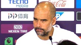 Wolves 0-0 Man City (3-2 Pens) - Pep Guardiola Post Match Press Conference - Asia Trophy