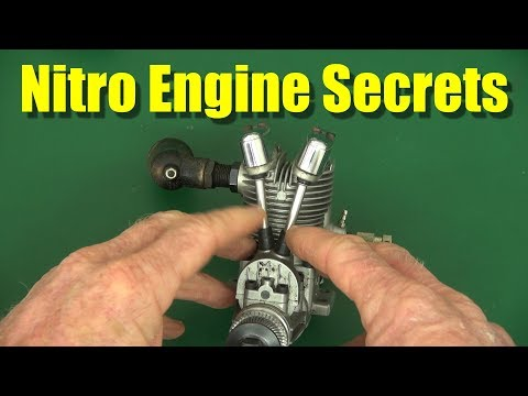 All about NITRO engines - UCahqHsTaADV8MMmj2D5i1Vw