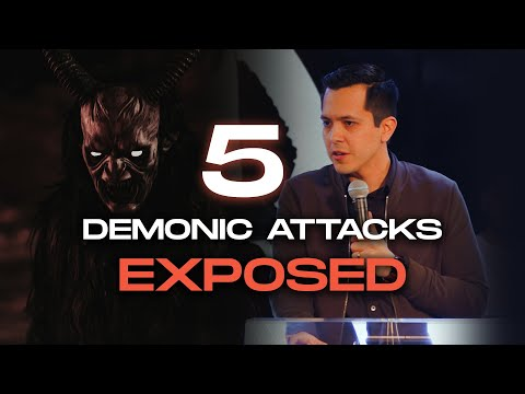 5 WAYS Demons Attack Believers  David Diga Hernandez