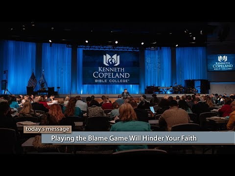 Playing the Blame Game Will Hinder Your Faith