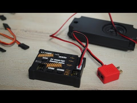 GT Power Sound and Light System for Radio-Controlled Cars - UCsFctXdFnbeoKpLefdEloEQ