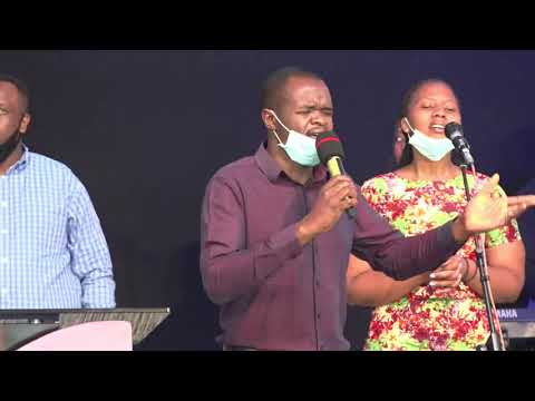 FOURSQUARE TV  ''Sunday First Service '' With Bishop Dr. Fidele MASENGO 28.03.2021.