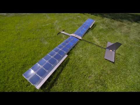 SOLAR Plane V3 Long Duration Test Flight - RCTESTFLIGHT - UCq2rNse2XX4Rjzmldv9GqrQ