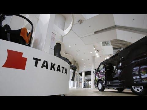 Mỹ thu hồi 1.7 triệu chiếc xe có vấn đề với túi khí do Takata sản xuất