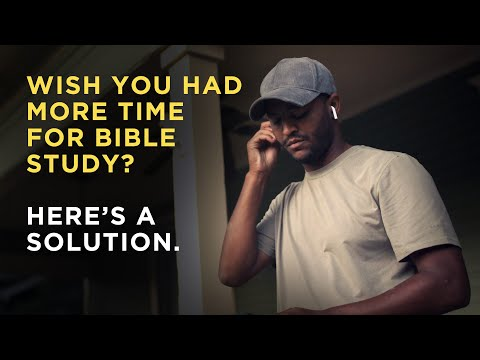 Bible Study at Your Speed - Tony Evans
