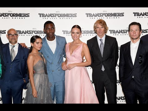 Transformers 5: The Last Knight Global Premiere Red Carpet - UCnIup-Jnwr6emLxO8McEhSw