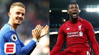 Would James Maddison be better for Liverpool than Georginio Wijnaldum?   Premier League