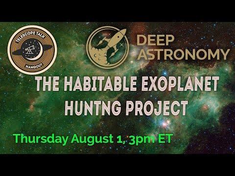 The Habitable Exoplanet Hunting Project - UCQkLvACGWo8IlY1-WKfPp6g
