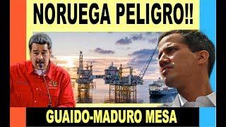 Noticias de Venezuela 16 agosto 2019★EE.UU suelta bombazo★NORUEGA cercanía Maduro diálogo envenenado