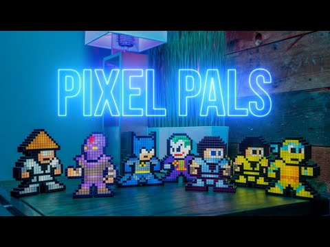 Pixel Pals: From Regular Ryu to Hot Ryu (and many more) - UCJ1rSlahM7TYWGxEscL0g7Q
