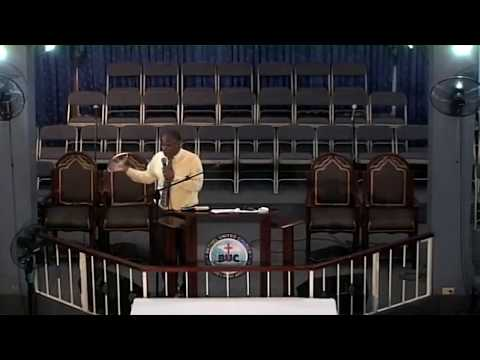 Bethel Bible Teaching 18/6/20 Spiritual Detoxing By Pastor Michael Lewis - Dealing with Bitterness