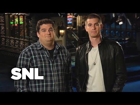SNL Promo: Andrew Garfield