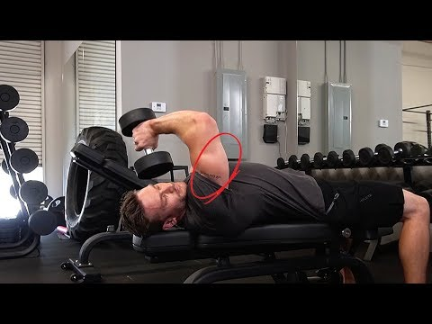 Build Bigger Arms - 2 Tricep Exercises Using Time-Under-Tension - UCH9ciCUcWavMsFcAJtLUSyw