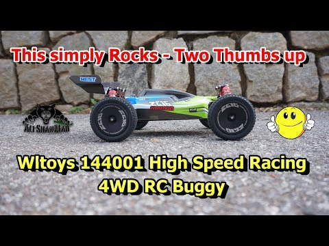 Bashing WLToys High Speed Racing 4WD 60kmph Electric RC Buggy - UCsFctXdFnbeoKpLefdEloEQ