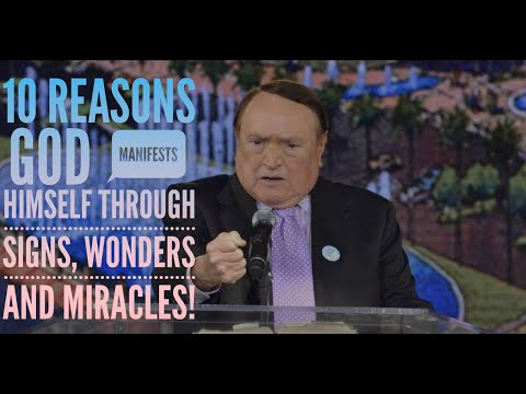 10 Reasons God Manifests Himself To You Through Signs, Wonders and Miracles!