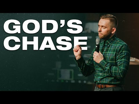 God's Chase  His Pursuit for His People - Pastor Vlad