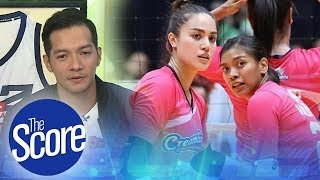 Creamline's Biggest Weapons for PVL Open Conference | The  Score