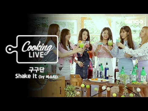 Shake It (Sistar Cooking Live Cover)